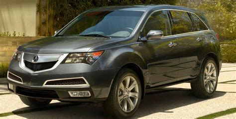 Used 2013 Acura Mdx by 2013 Acura Mdx Overview Cargurus