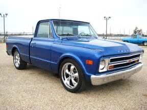 1968 C10 Chevy Truck Lowered