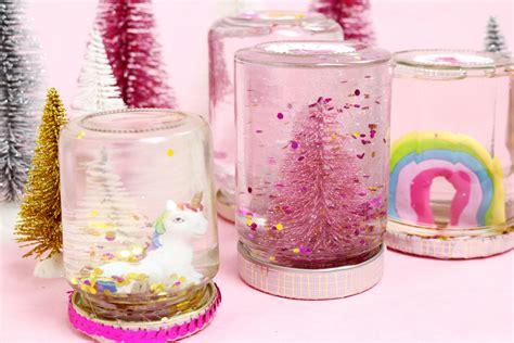 geschenkideen mit fotos zum selbermachen diy schneekugeln selber machen g 252 nstiges geschenk f 252 r weihnachten