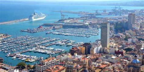 reserver une chambre renseignements gps carte itinéraires port d 39 alicante