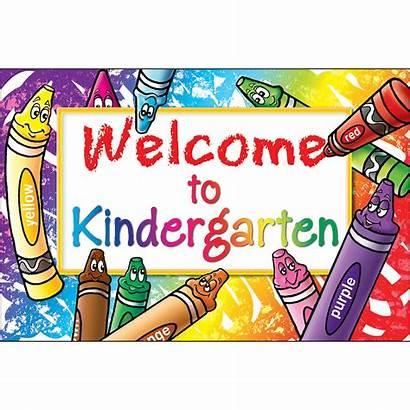 Kindergarten Clipart Class Transparent Welcome Webstockreview