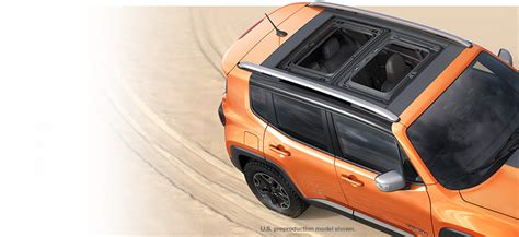 jeep renegade removable roof jeep renegade forum jeep renegade my sky removable top