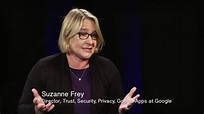 Women in Tech Series: Suzanne Frey of Google - YouTube