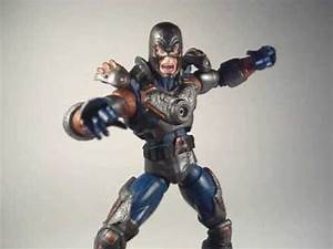 "Marvel Legends / X-Men Classics Review "" Avalanche "" - YouTube"