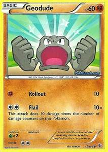 Geodude -- Flashfire Pokemon Card Review | Primetime ...