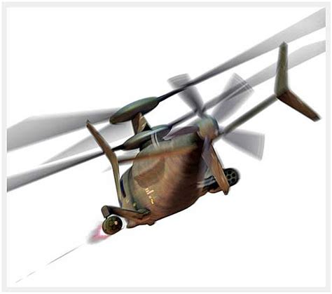 Sikorsky X2 Coaxial Compound Helicopter Technology