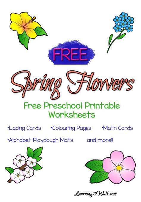 preschool lesson plans for spring free preschool printable worksheets 496