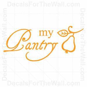 My Pantry Kitch... Pantry Quotes