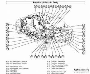 U042d U043b U0435 U043a U0442 U0440 U0438 U0447 U0435 U0441 U043a U0438 U0435  U0441 U0445 U0435 U043c U044b Toyota Prius Nhw11 Series Wiring