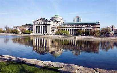 Science Museum Industry Chicago Usa Wisata Muzej