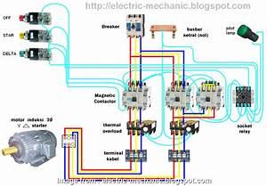 Wiring Diagram Sistem Starter Konvensional Fantastic Foto