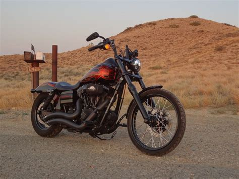 Who Has The Sickest Wide Glide?