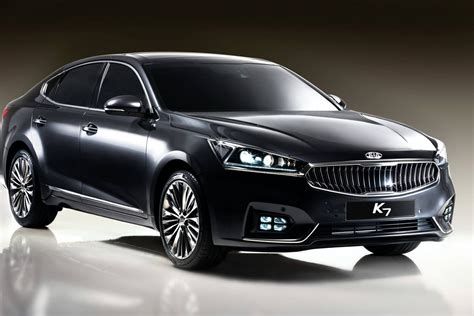 Kia Finally Reveals All About The New Cadenzak7 Motorchase