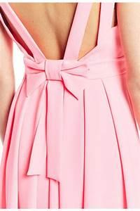 claudie pierlot open back dress style pinterest With robe claudie pierlot noeud