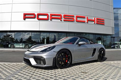Search over 500 listings to find the best local deals. Porsche 718 Spyder 2019 - elferspot.com - Marketplace for Porsche Sports Cars