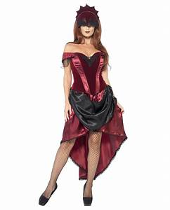 Venetian Lady Costume Sexy Halloween Outfit For Her