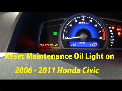 how to reset maintenance light on 2007 toyota camry how to reset maintenance oil light on 2006 2007 2008 2009
