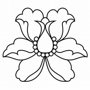 Dessin Fleurs De Lotus : fleur de lotus stylis e coloriage fleur de lotus stylis e en ligne gratuit a imprimer sur ~ Dode.kayakingforconservation.com Idées de Décoration