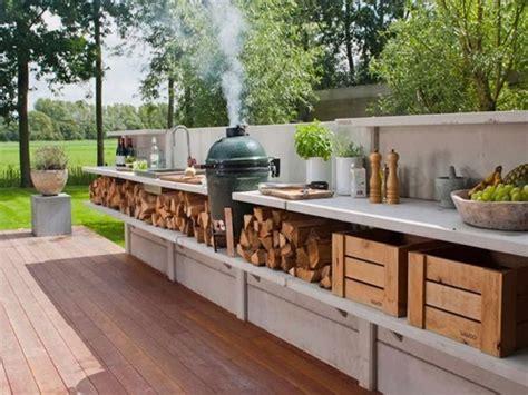 modern outdoor kitchen design interior design