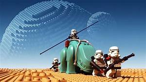 Lego Star Wars Wallpapers