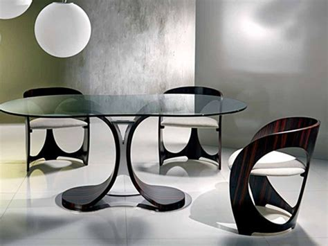 Dining Room Modern And Unique 17 Best Images About Modern Dining Table Furniture Designs