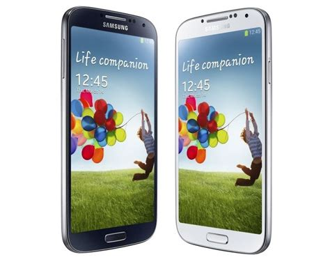 samsung galaxy s4 colors samsung galaxy s4 colors white black images 4396 techotv