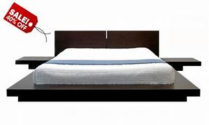 build wooden platform bed frame Quick Woodworking Projects