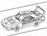 Nascar Coloring Printable Cars Adults sketch template