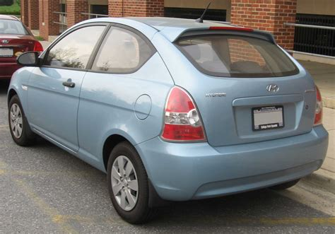 Hyundai Accent 2008 by 2008 Hyundai Accent Information And Photos Momentcar