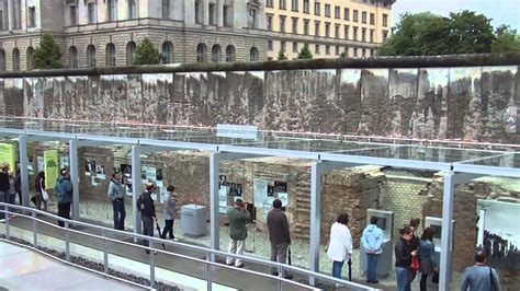 topography of terror museum video berlin germany youtube