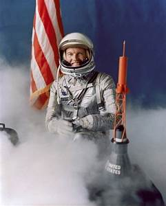 Astronaut Gordon Cooper - Pics about space