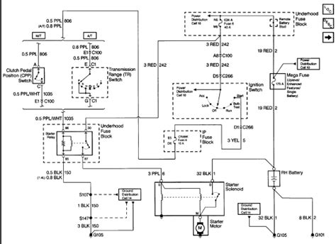 1999 Suburban Wiring Diagram by 1999 Chevrolet Suburban V 8 Everything Works When