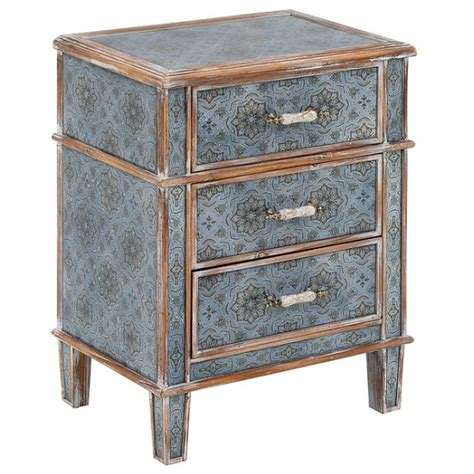 melbourne contemporary wooden bedside cabinet with 3