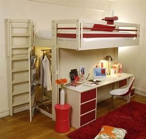 Lit Ado Ikea : le lit mezzanine ou le lit superspos quelle variante choisir ~ Teatrodelosmanantiales.com Idées de Décoration