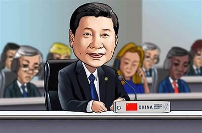 China Cartoon Cn Tingting Liao Governance Responsibility