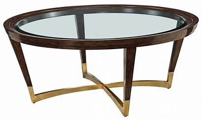 Oval Coffee Table Modern Perfectly Tables Glass