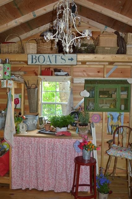 shabby chic shed shabby chic shed eclectic shed charlotte by christie thomas