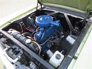 1966 Ford Mustang Coupe 6 Cyl  200 Cid 3 Spd  Manual Trans