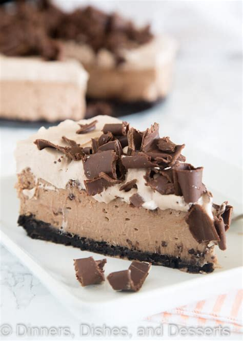 baileys chocolate cheesecake dinners dishes and desserts