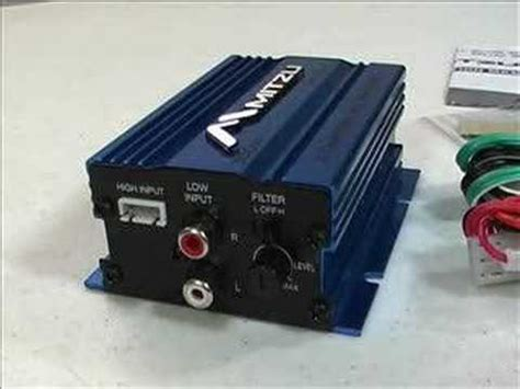 Car Motorcycle Audio Amplifier Amp Amps Amplifiers
