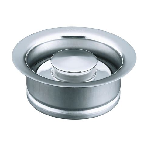 Kohler Sink Strainer For Garbage Disposal by Insinkerator Sink Flange In Gold For Insinkerator