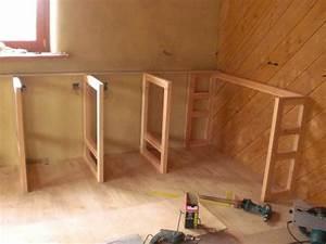 Fabriquer Meuble Bois : creer meuble cuisine planete bois ~ Voncanada.com Idées de Décoration