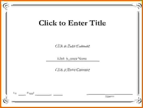 Ms Office Certificate Template by Microsoft Word Certificate Templatereference Letters Words