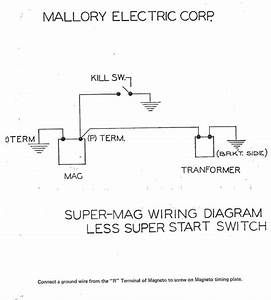 Mallory Super Mag 3 Wiring Diagram
