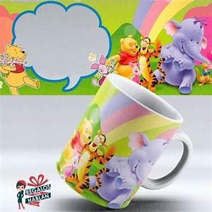 Winnie Pooh Regal : mug infantil 53 winnie pooh foto personalizada regalos que hablan ~ A.2002-acura-tl-radio.info Haus und Dekorationen