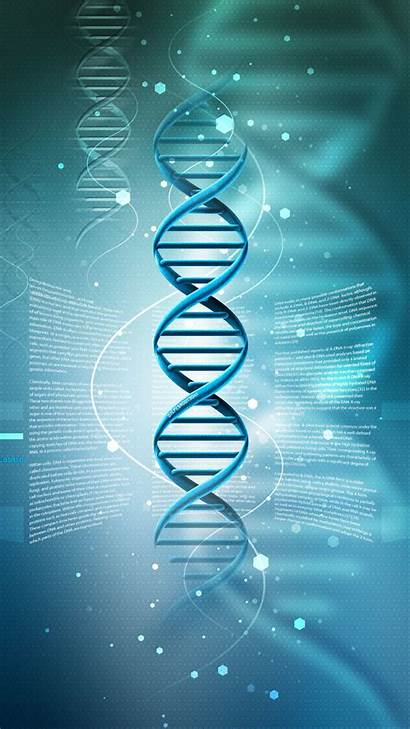 3d Dna Iphone Double Helix Wallpapers Plus