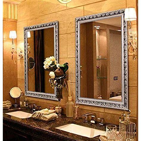 double vanity mirrors amazoncom