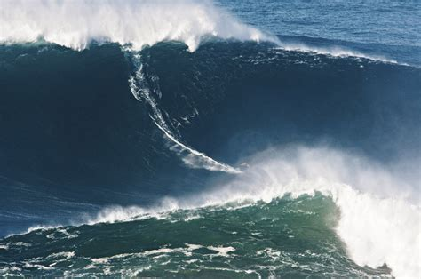 Surfer Rides Biggest Wave Of All Time New York Post