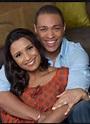 TJ Holmes and wife | t.j.holmes.com | Pinterest