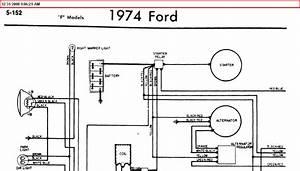 1979 Ford Truck Alternator Wiring